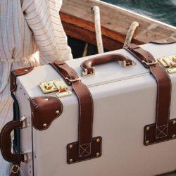 Багаж в винтажном стиле от…