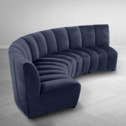 Интерьерный тренд: круглая мебель